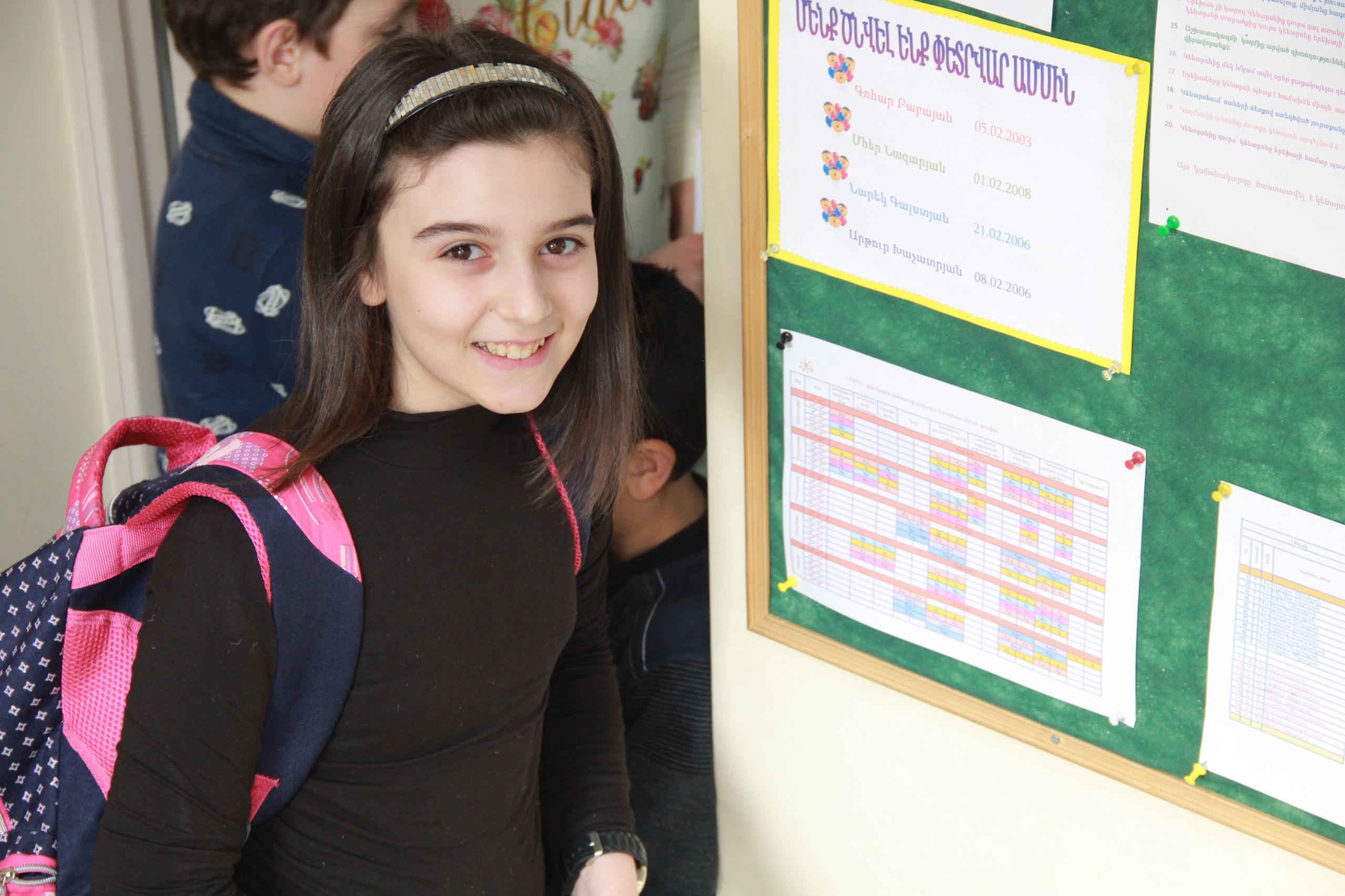 Armenia-Day Center a