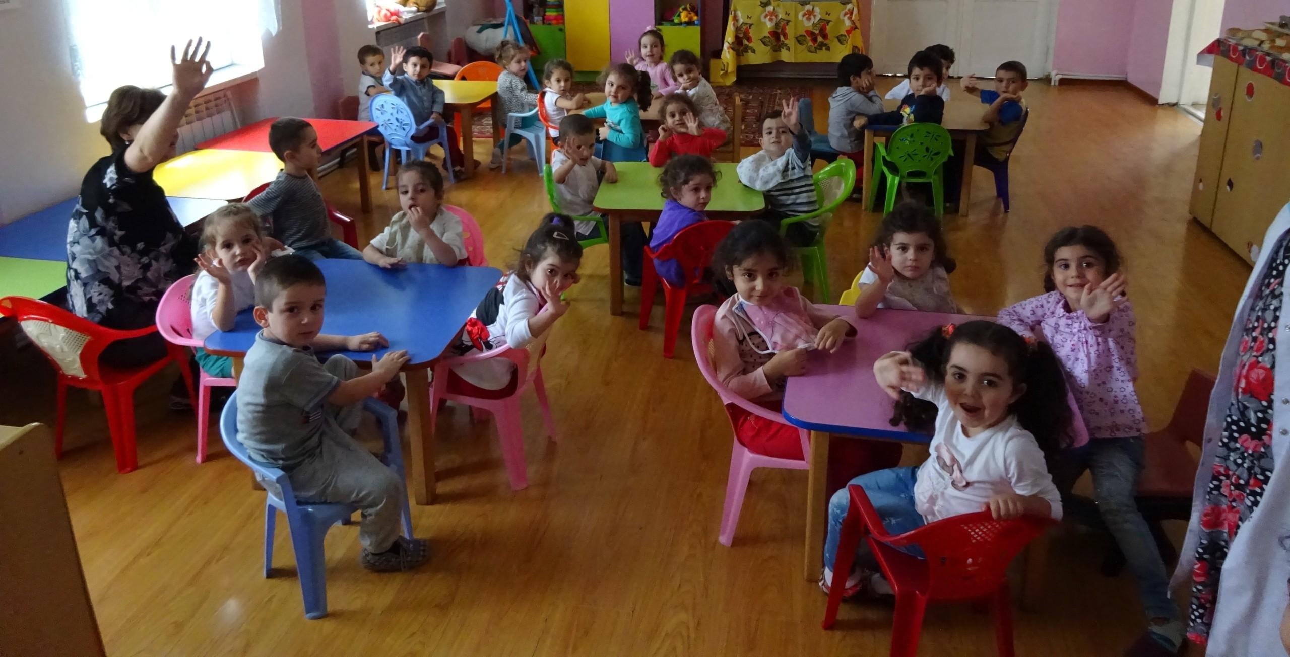 ARMENIA -Stepanakert Kindergarten (2) 2015