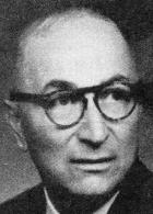 Haig Solakian, Ph.D., President 1959-1960 & 1962-1964
