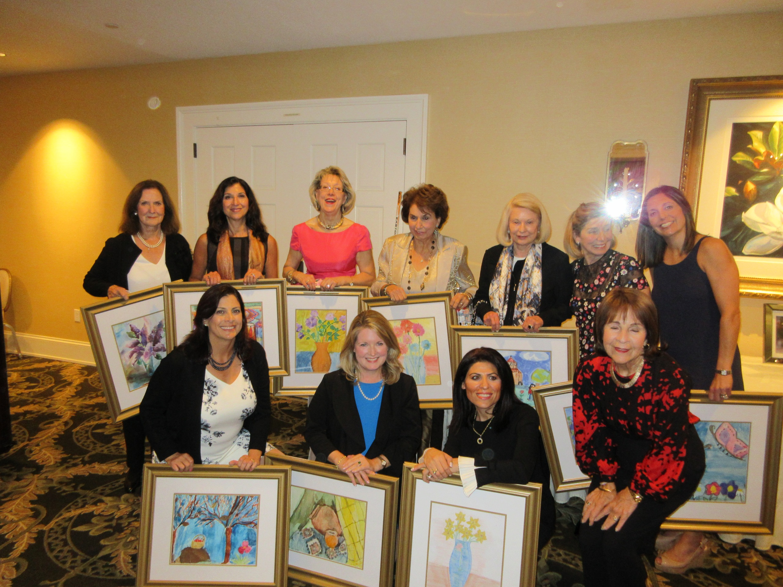AMAA's Boston area Orphan and Child Care Committee members