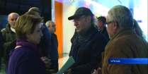 AMAA Staff Welcomes Syrian Armenians at Zvartnots Airport