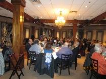 Fundraising Missions Banquet at Lara's Restaurant